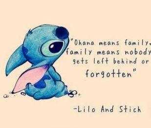 ohana lilo and stitch